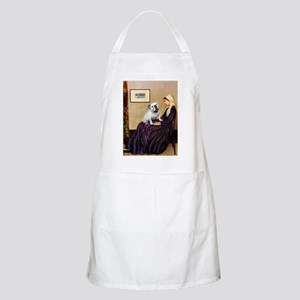 Mom's English BD (#9) Apron